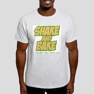 Shake and Bake (light) Ash Grey T-Shirt