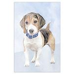 Beagle Large Poster