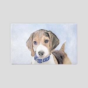 Beagle Area Rug
