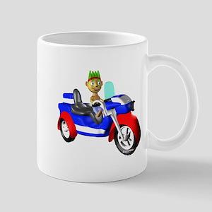 HAPPYMAN TRIKE brighter Mugs