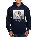 Beagle Hoodie (dark)