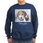 Beagle Sweatshirt (dark)