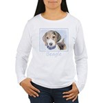 Beagle Women's Long Sleeve T-Shirt