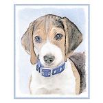 Beagle Small Poster