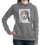 Beagle Women's Hooded Sweatshirt