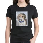 Beagle Women's Dark T-Shirt