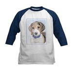 Beagle Kids Baseball Tee