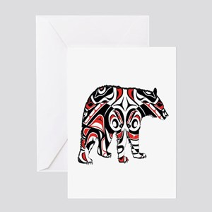 PAC NORTHWEST GUARDIAN Greeting Cards