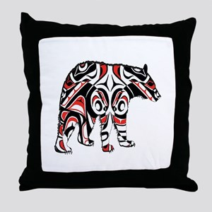 PAC NORTHWEST GUARDIAN Throw Pillow