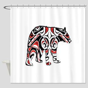 PAC NORTHWEST GUARDIAN Shower Curtain