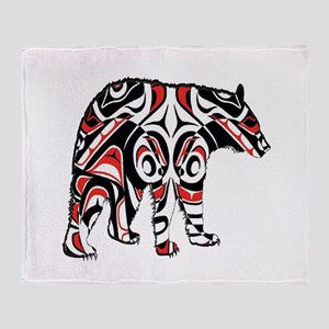 PAC NORTHWEST GUARDIAN Throw Blanket