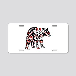 PAC NORTHWEST GUARDIAN Aluminum License Plate
