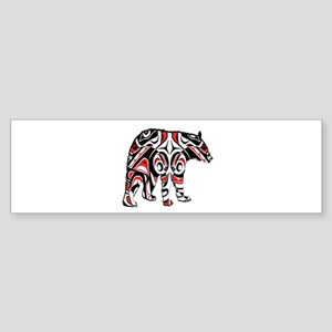 PAC NORTHWEST GUARDIAN Bumper Sticker