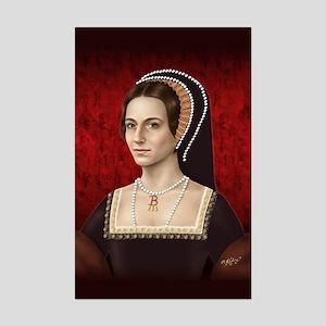 Anne Boleyn Mini Poster Print