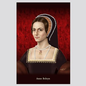 Anne Boleyn Large Poster