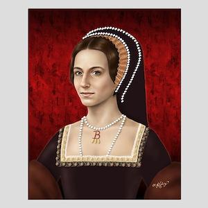Anne Boleyn Small Poster