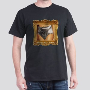 Chastity Is A Virtue Dark T-Shirt