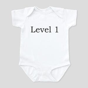 Infant Bodysuit, Level 1 baby