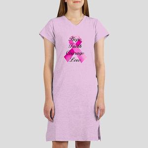 Pink Ribbon Women's Nightshirt