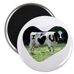 "I Love You Cow 2.25"" Magnet (10 pack)"