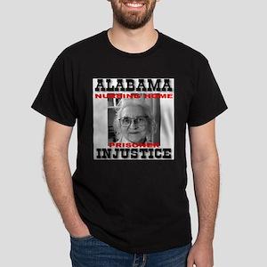 Alabama Injustice Nursing Hom Dark T-Shirt
