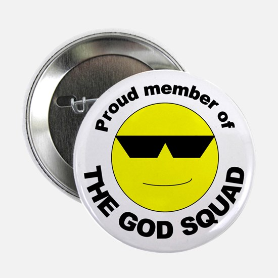NAECED God Squad Button