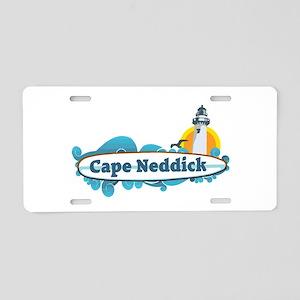 Cape Neddick - Maine. Aluminum License Plate