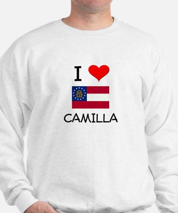 I Love CAMILLA Georgia Sweatshirt