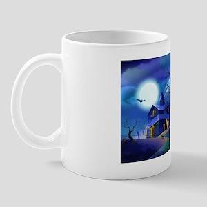 A Halloween Christmas Mug