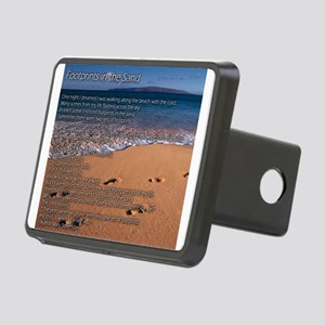 Footprints in the sand Hitch Cover