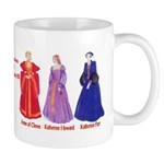 Six Wives of King Henry VIII Coffee Cup