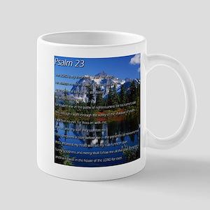 Psalm 23 Mugs