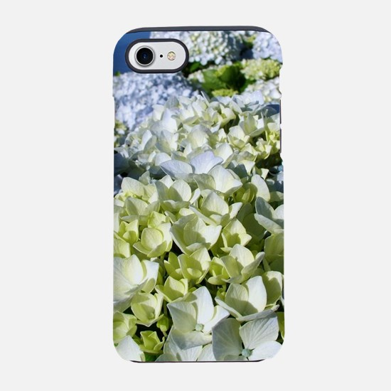 Hydrangeas iPhone 7 Tough Case