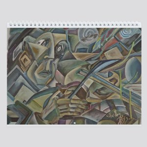 12 MONTH Wall Calendar