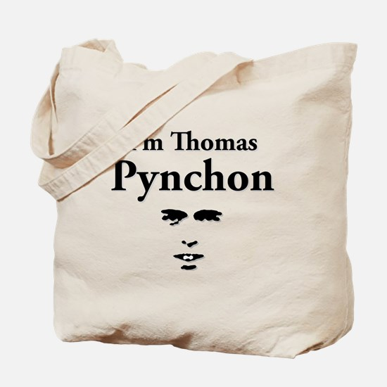 Thomas Pynchon Tote Bag
