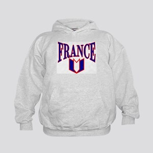 FRANCE SHIRT FRANCE T-SHIRT F Kids Hoodie