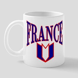 FRANCE SHIRT FRANCE T-SHIRT F Mug