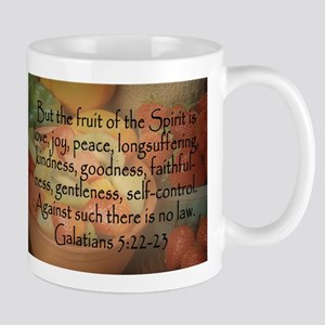 Fruit of the Spirit Photo Mug