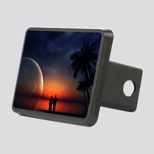 A Lovers Hands Rectangular Hitch Cover