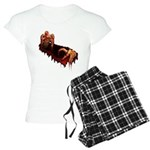 Zombie Halloween T-shirts pajamas