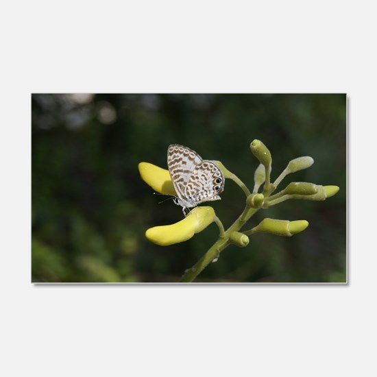 Happy Butterfly Wall Decal