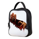 Halloween Zombie Neoprene Lunch Bag