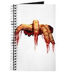 Halloween Zombie Journal