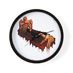 Halloween Zombie Wall Clock