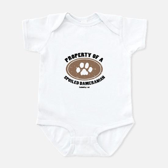 Property Of A... Infant Bodysuit