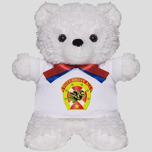 DUI - 151st FAB Teddy Bear