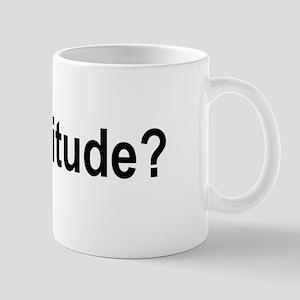 Got Altitude? Mug
