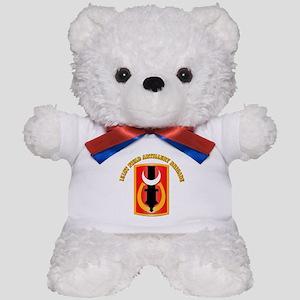 SSI - 51st FAB w Text Teddy Bear