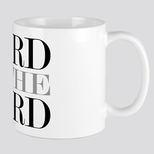 Nerd is the Word - Mug