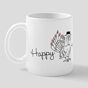 Happy Thanksgivukkah Mug